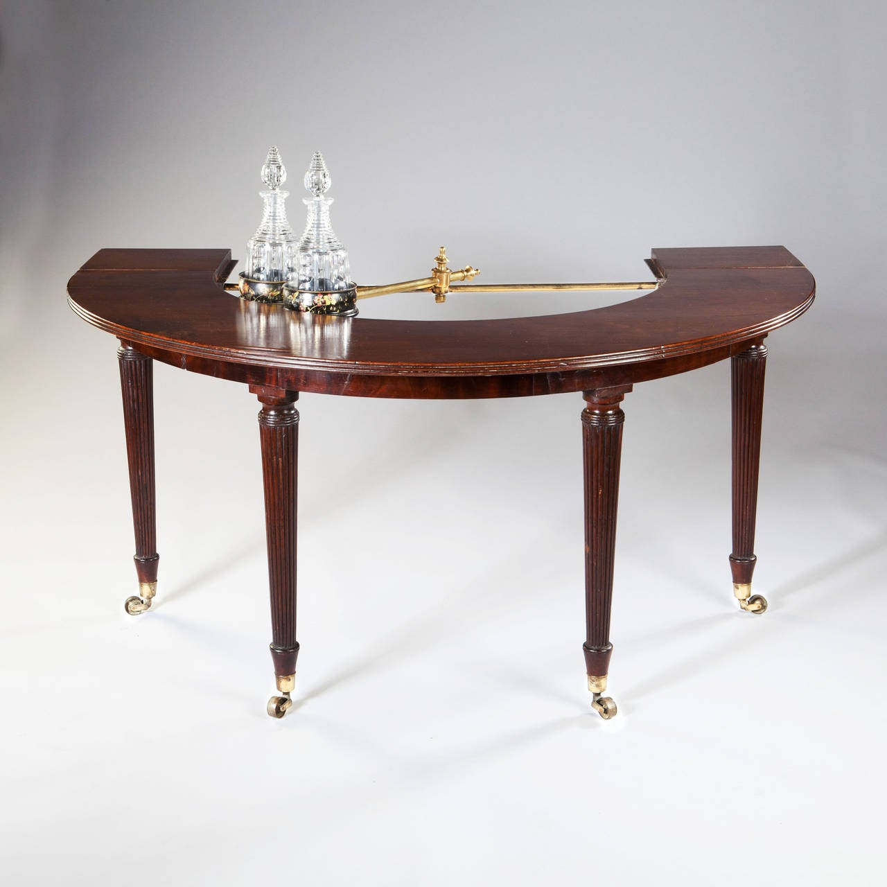 19th Century Antique Regency Mahogany Hunt Table 3