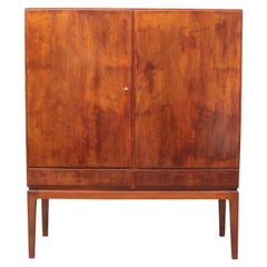 Sideboard, Model 1761, in Mahogany by Ole Wanscher and by Fritz Hansen, 1943