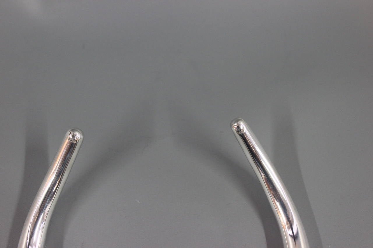 Danish Neckring, 29A by Anne Ammitzbøll for Georg Jensen, 925 Sterling Silver, 1945 For Sale