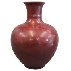 Vase in Stoneware Royal Copenhagen by Carl Halier, 1937