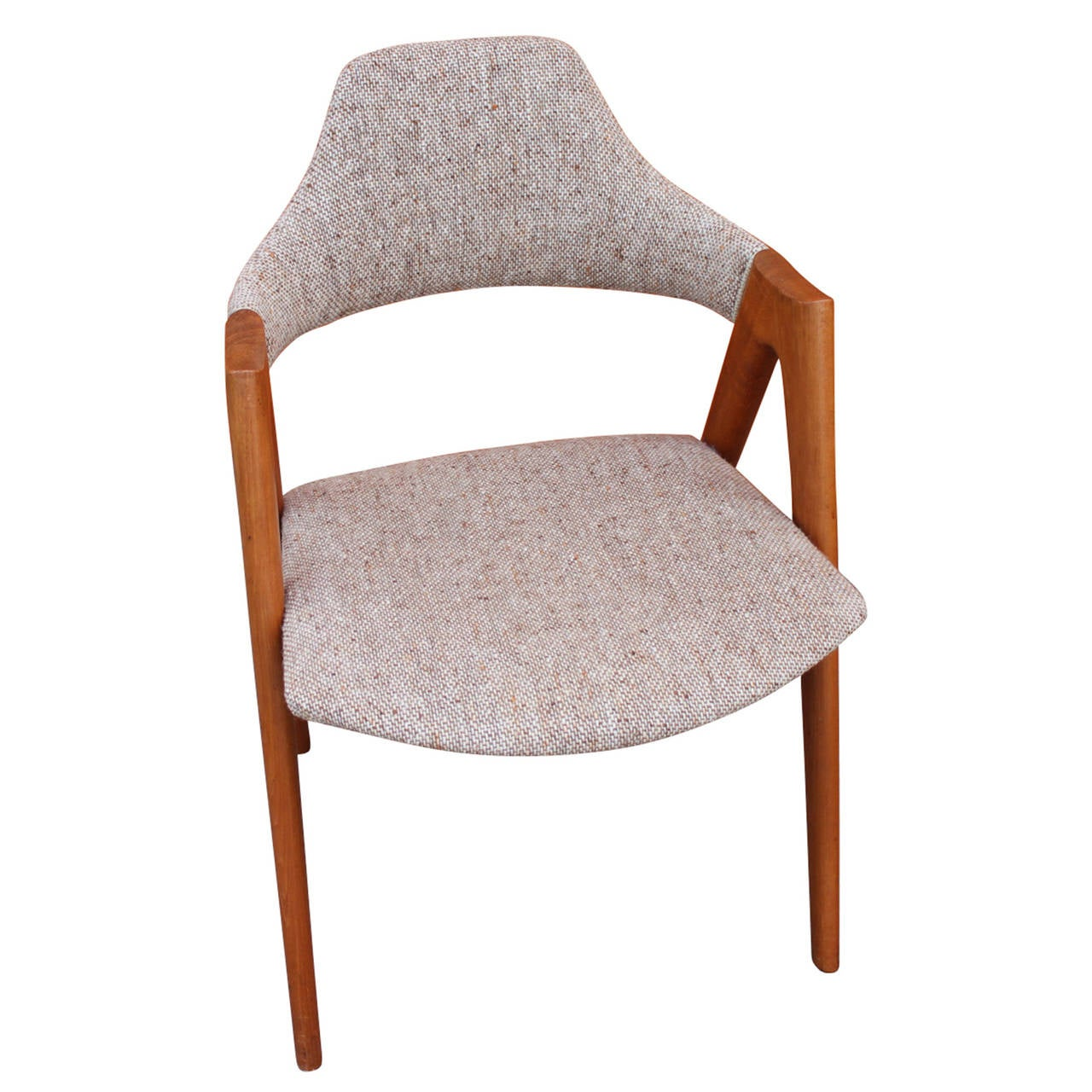 Compass dining chairs by kai kristiansen 1960 1969 at 1stdibs - Kai kristiansen chairs ...