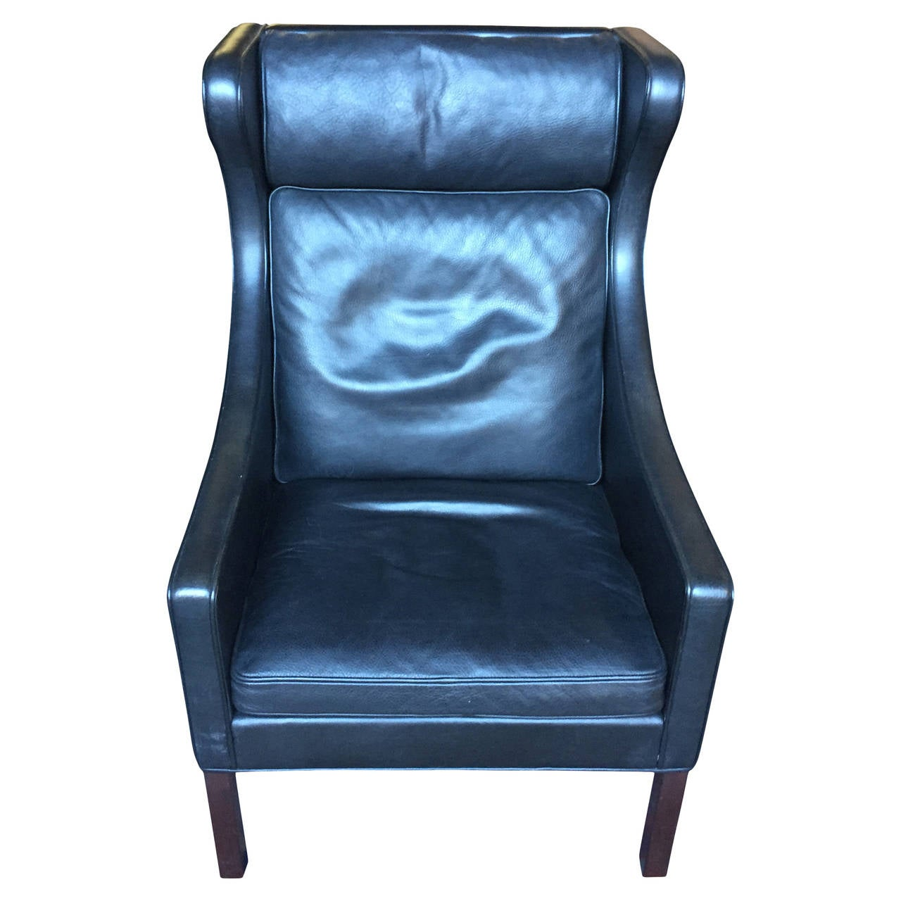 Winged Leather Armchair 28 Images Beautiful Leather Winged Armchair Merciarescue Org