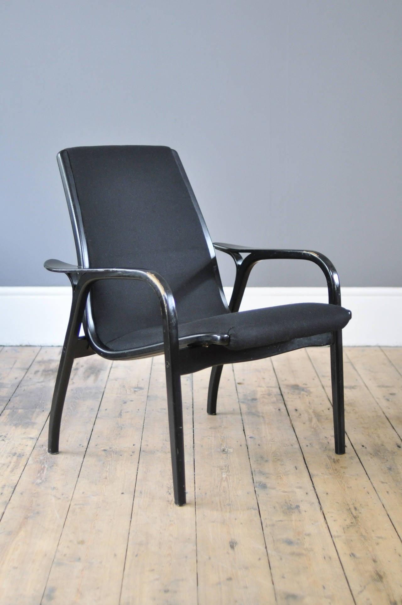 Laminett Lounge Chair by Yngve Ekström for Swedese at 1stdibs