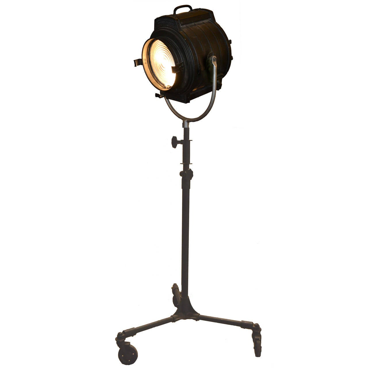 Bardwell Mcalister Studio Movie Keg Light Floor Lamp Circa 1940