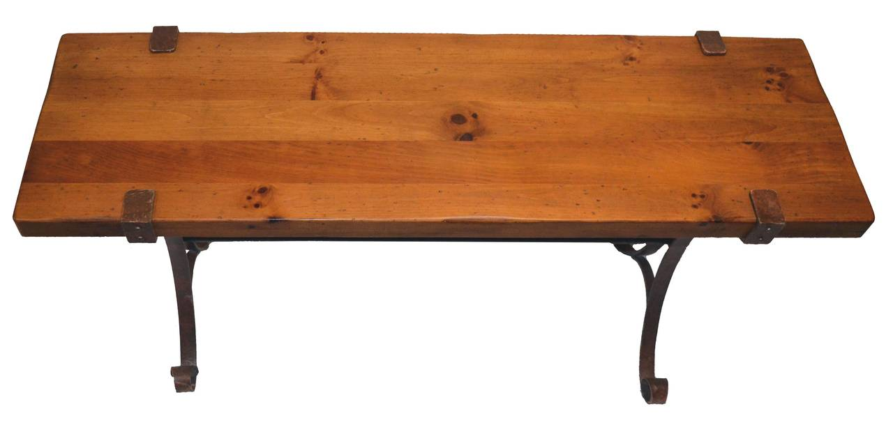 Spanish Revival Lane Console Table For Sale At Stdibs - Ranch style table