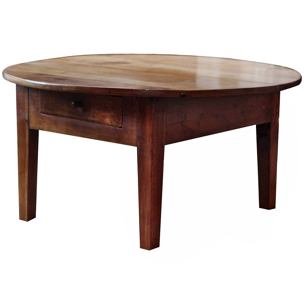 Round Low Table At 1stdibs