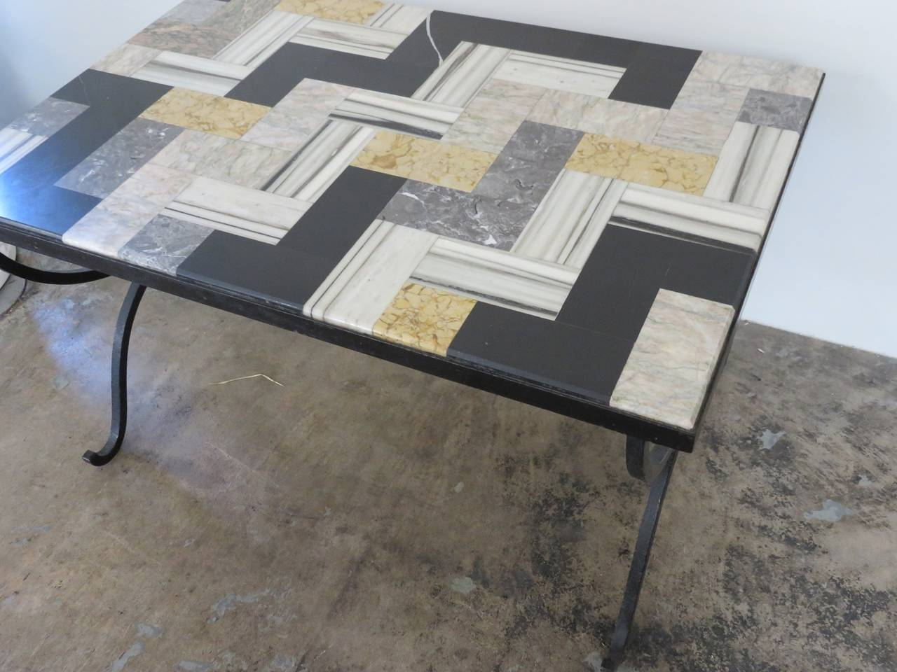 Italian Coffee Tables Marble