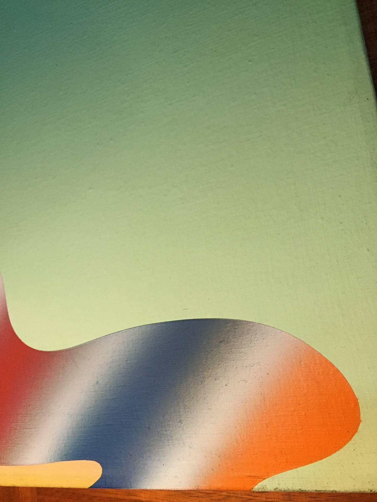 Stefan Knapp painting, 1975 4