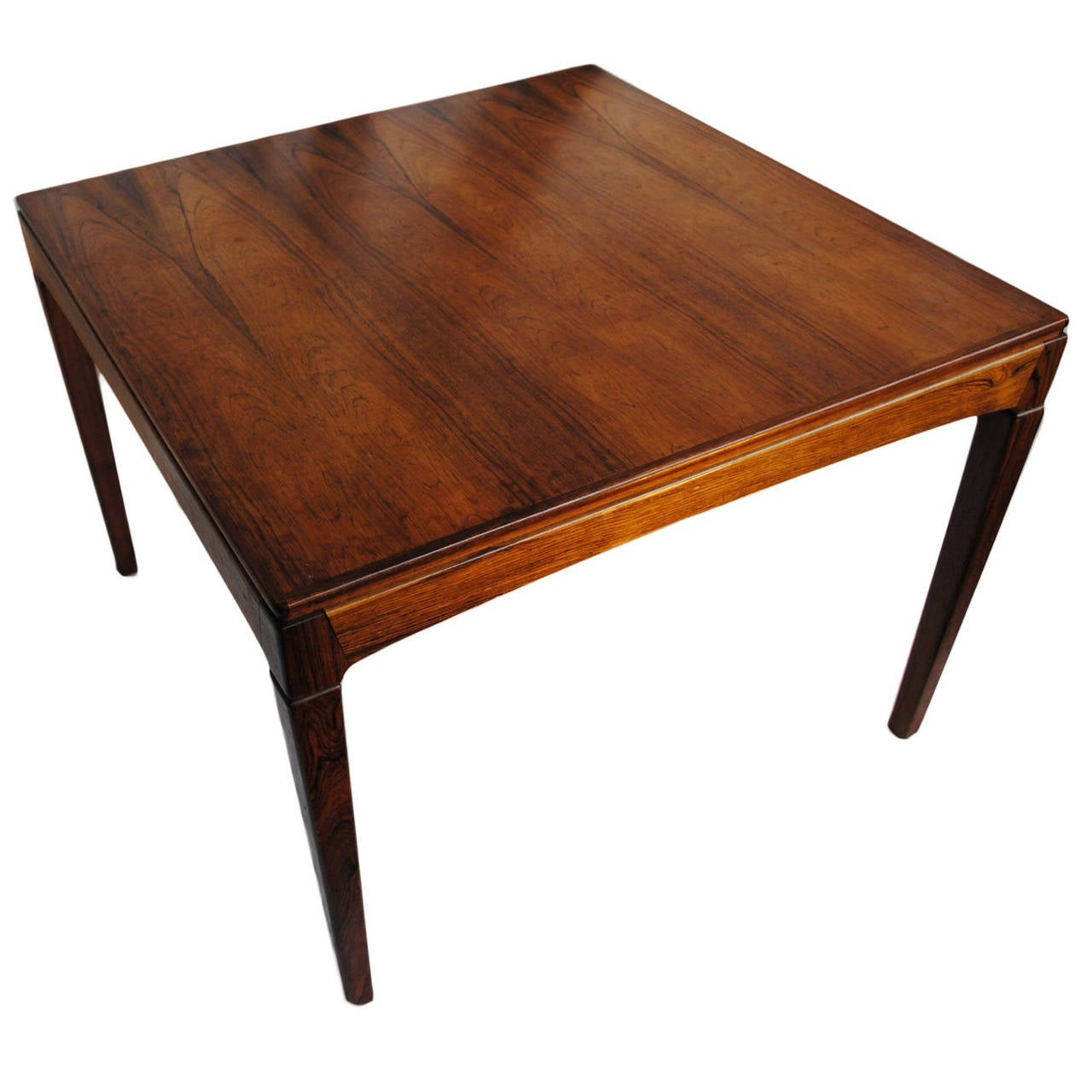 Brazilian Rosewood Coffee Table At 1stdibs
