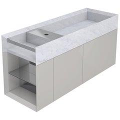 Salvatori Onsen Cabinet Basin & Sink by Rodolfo Dordoni