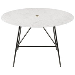 Salvatori Small W Round Dining Table