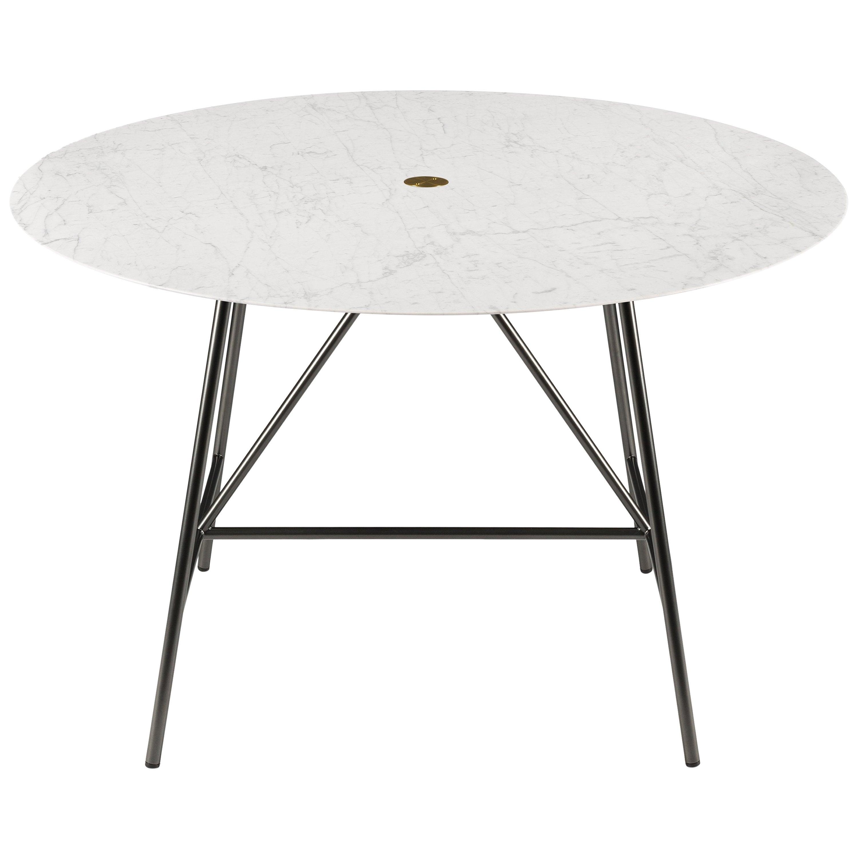 Salvatori Small W Round Dining Table