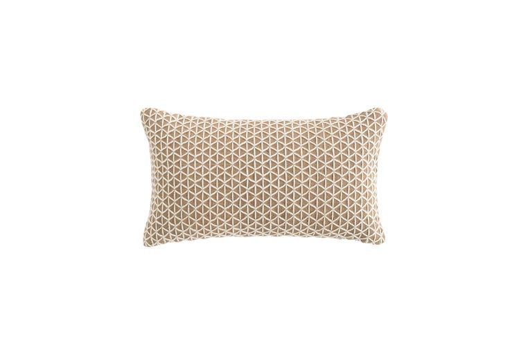 Customizable Gan Raw Small Pillow Jute By Borja García For Sale At 1stdibs