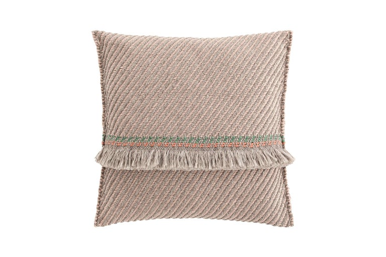 For Sale: undefined (Beige) Patricia Urquiola Garden Layers Large Pillow for GAN