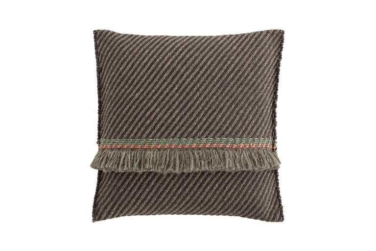 For Sale: undefined (Gray) Patricia Urquiola Garden Layers Large Pillow for GAN