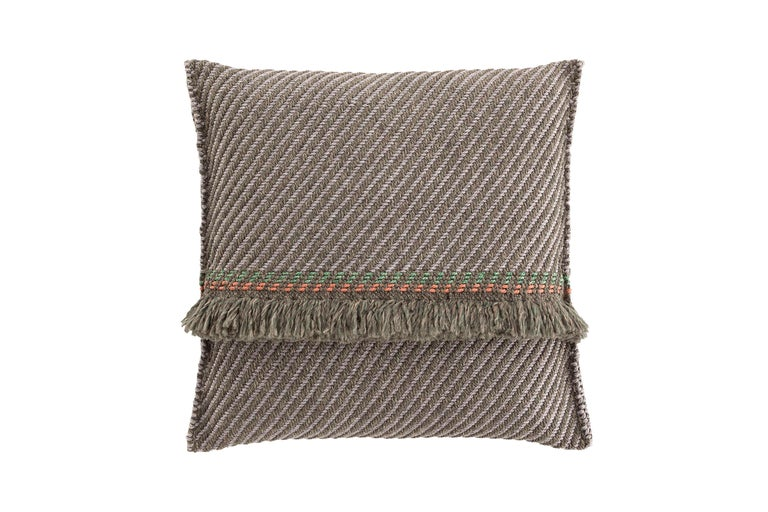 For Sale: undefined (Blue) Patricia Urquiola Garden Layers Large Pillow for GAN