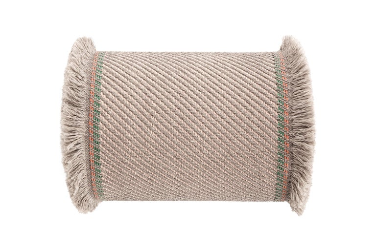 For Sale: undefined (Beige) Patricia Urquiola Garden Layers Large Pouf for GAN 2