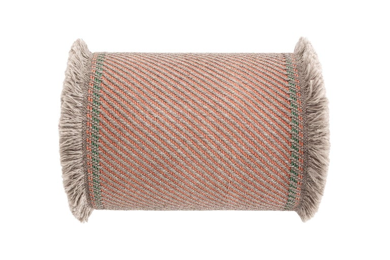 For Sale: undefined (Pink) Patricia Urquiola Garden Layers Large Pouf for GAN 2