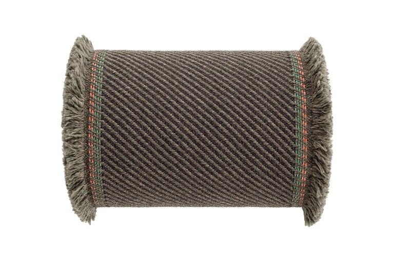 For Sale: undefined (Gray) Patricia Urquiola Garden Layers Large Pouf for GAN 2