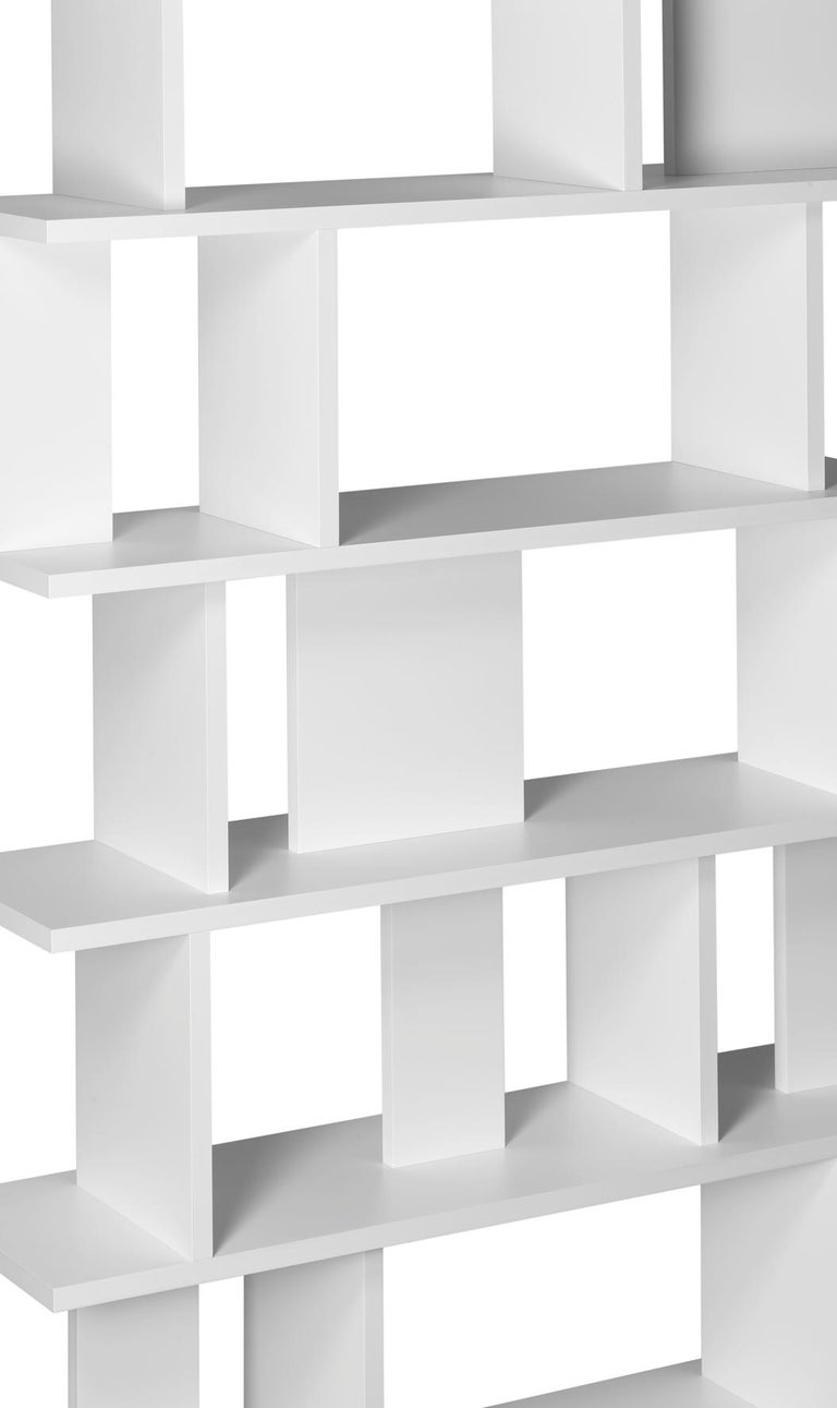 For Sale: White (Signal White Powder Coat) e15 Arie Shelf by Arik Levy 2