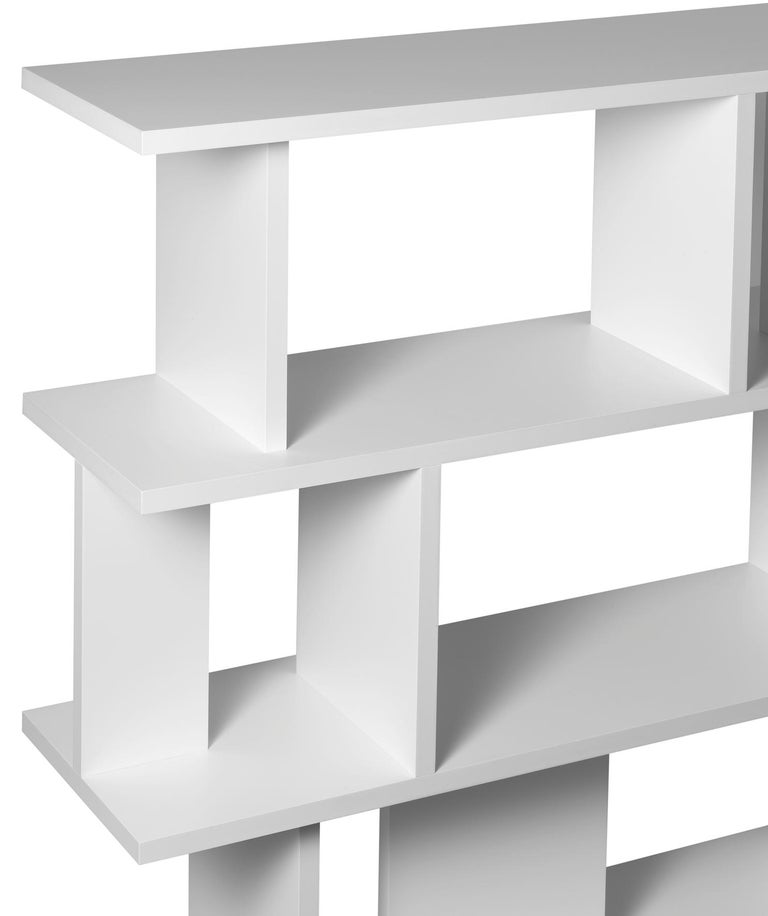 For Sale: White (Signal White Powder Coat) e15 Arie Shelf by Arik Levy 3