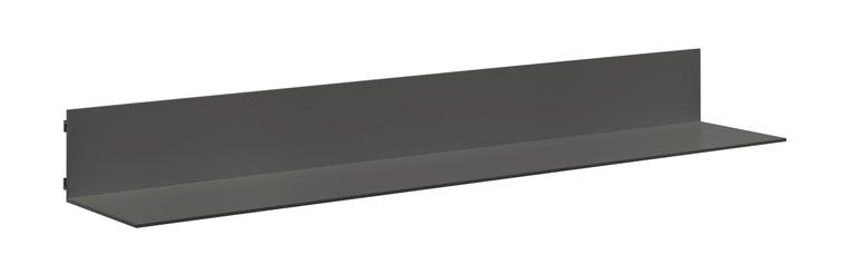 For Sale: Black (Jet Black Powder Coat) e15 Profil Shelf by Jörg Schellmann