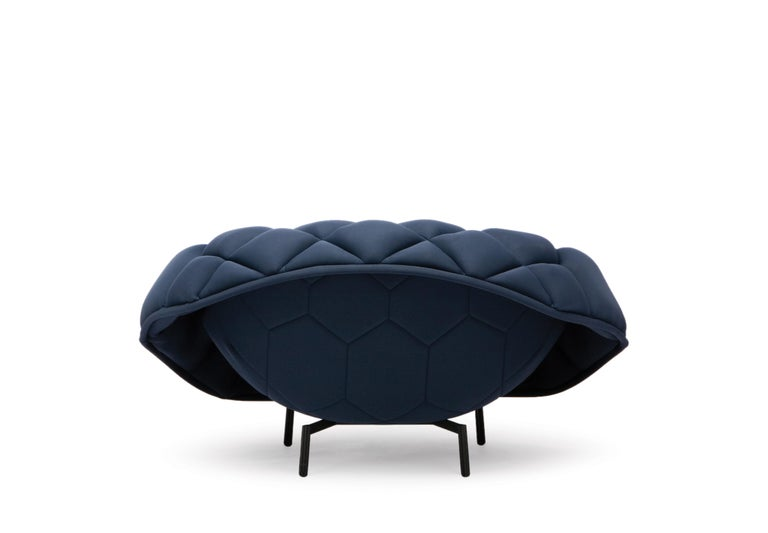 For Sale: Blue (5838) Ronan & Erwan Bouroullec Quilt Armchair for Established & Sons 2