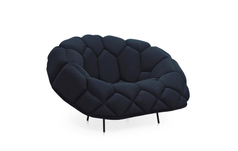 For Sale: Green (5839) Ronan & Erwan Bouroullec Quilt Armchair for Established & Sons 4