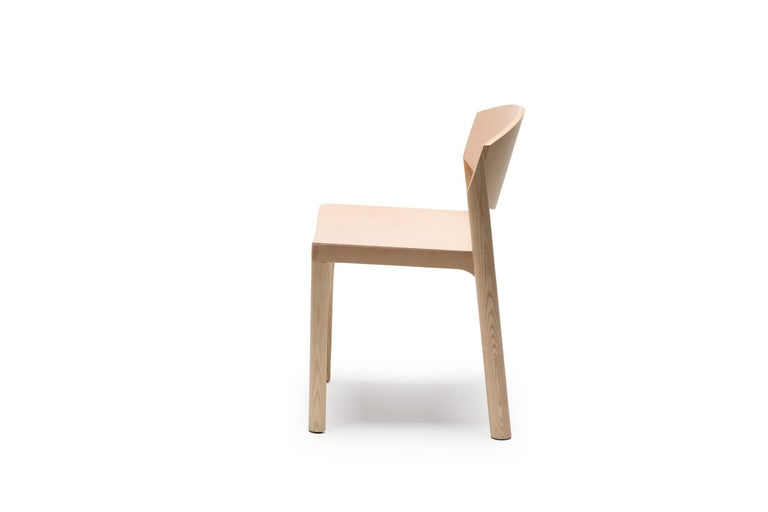 For Sale: Beige (6310) Established & Sons Mauro Chair by Mauro Pasquinelli 2