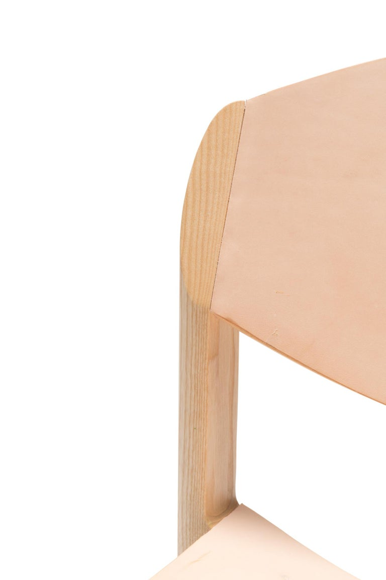 For Sale: Beige (6310) Established & Sons Mauro Chair by Mauro Pasquinelli 3
