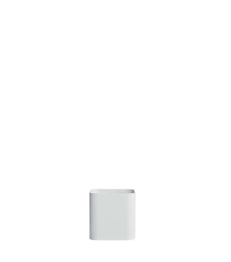 For Sale: White (RAL9016.jpg) Gandia Blasco Sonora Planter 1 by Pablo Gironés 2