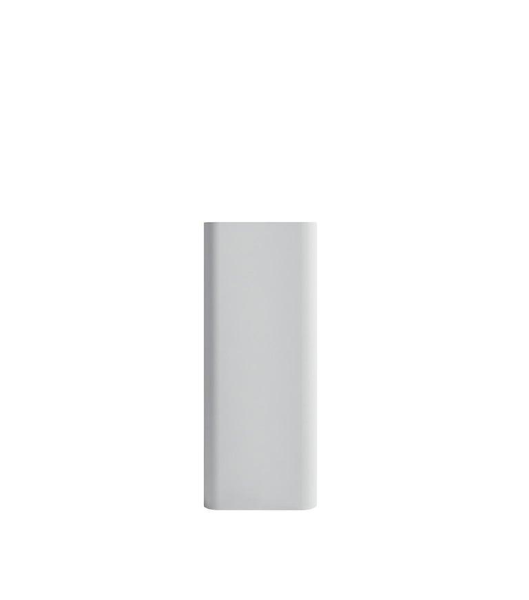 For Sale: White (RAL9016.jpg) Gandia Blasco Sonora Planter 5 by Pablo Gironés 2