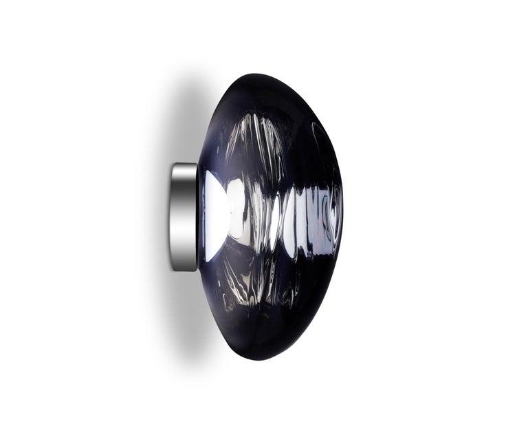 For Sale: Blue (melt smoke.jpg) Melt LED Surface Light by Tom Dixon 2
