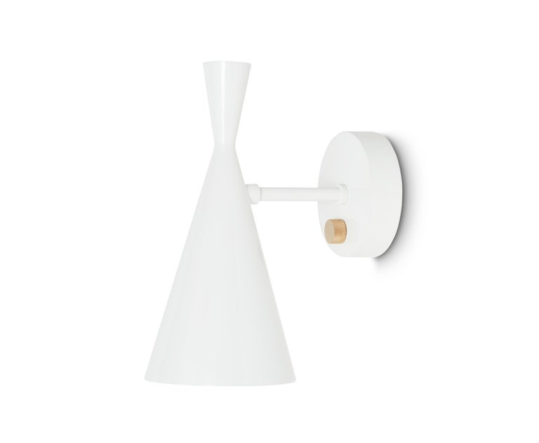 For Sale: White (white.jpg) Beat Wall Light by Tom Dixon 3