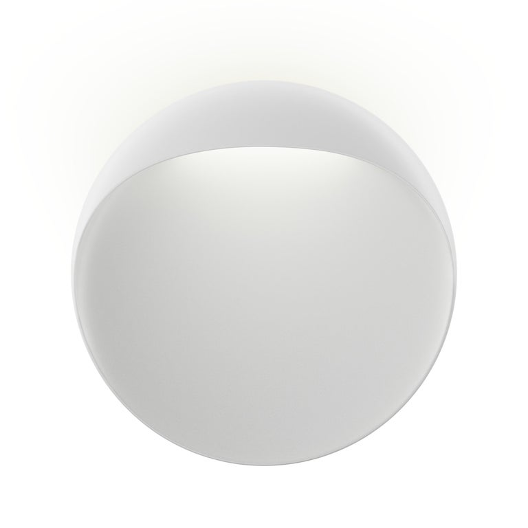 For Sale: White (white.jpg) Louis Poulsen Outdoor Large Flindt Wall Lamp by Christian Flindt
