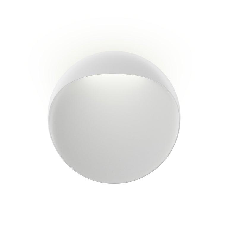 For Sale: White (white.jpg) Louis Poulsen Outdoor Medium Flindt Wall Lamp by Christian Flindt