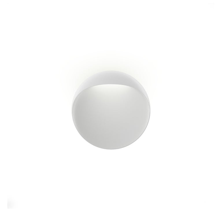 For Sale: White (white.jpg) Louis Poulsen Outdoor Small Flindt Wall Lamp by Christian Flindt