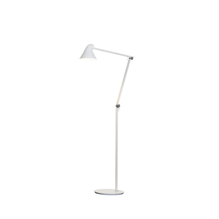 For Sale: White (white.jpg) Louis Poulsen NJP Floor Lamp by Nendo, Oki Sato