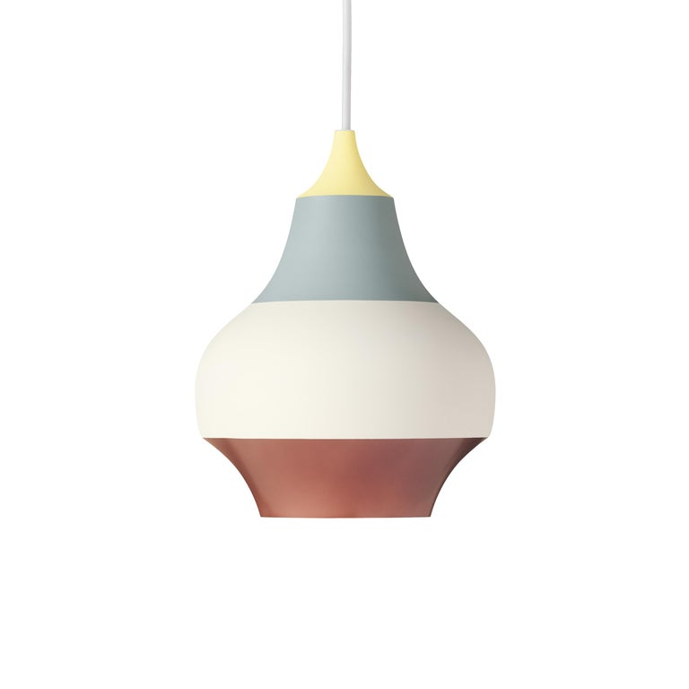 For Sale: Multi (cirque yellow.jpg) Louis Poulsen Small Cirque Pendant Light by Clara von Zweigbergk