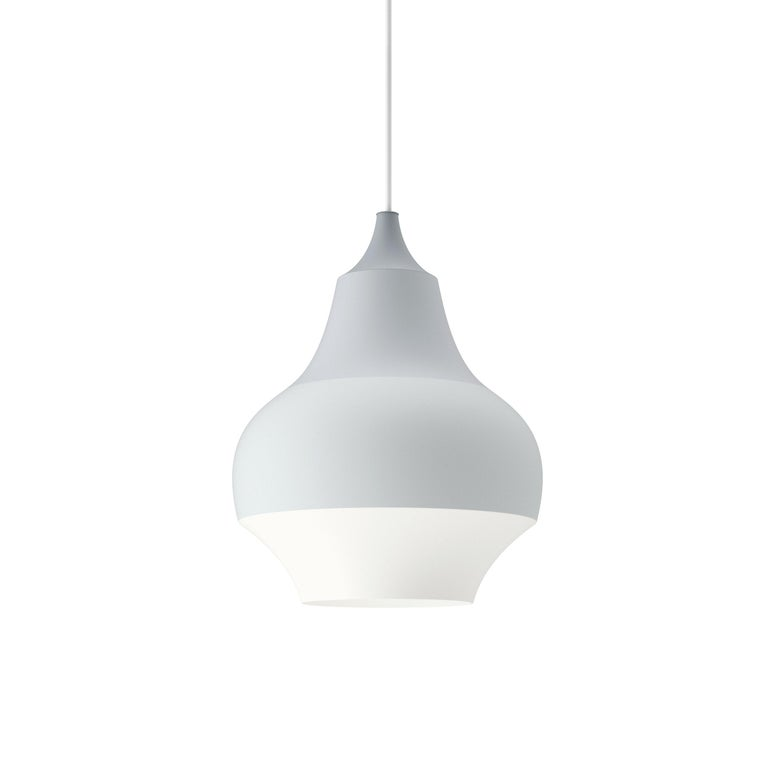 For Sale: Gray (cirque grey.jpg) Louis Poulsen Small Cirque Pendant Light by Clara von Zweigbergk