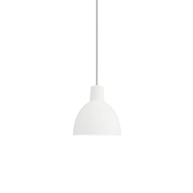 For Sale: White (white.jpg) Toldbod 120 Pendant Lamp by Louis Poulsen
