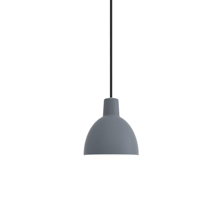 For Sale: Gray (blue grey.jpg) Toldbod 120 Pendant Lamp by Louis Poulsen