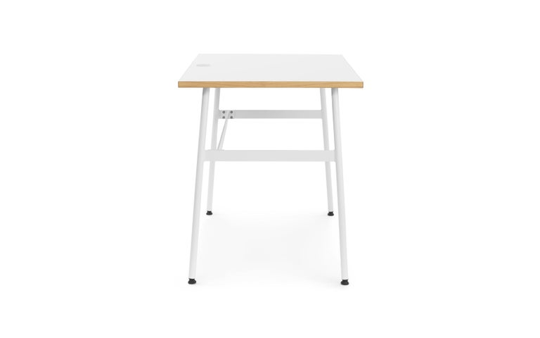 For Sale: White (Journal Desk White) Normann Copenhagen Journal Desk by Simon Legald 3