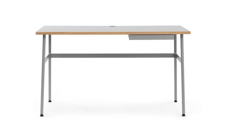 For Sale: Gray (Journal Desk Grey) Normann Copenhagen Journal Desk by Simon Legald