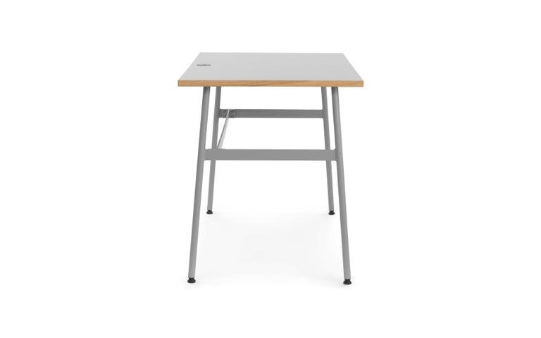 For Sale: Gray (Journal Desk Grey) Normann Copenhagen Journal Desk by Simon Legald 3