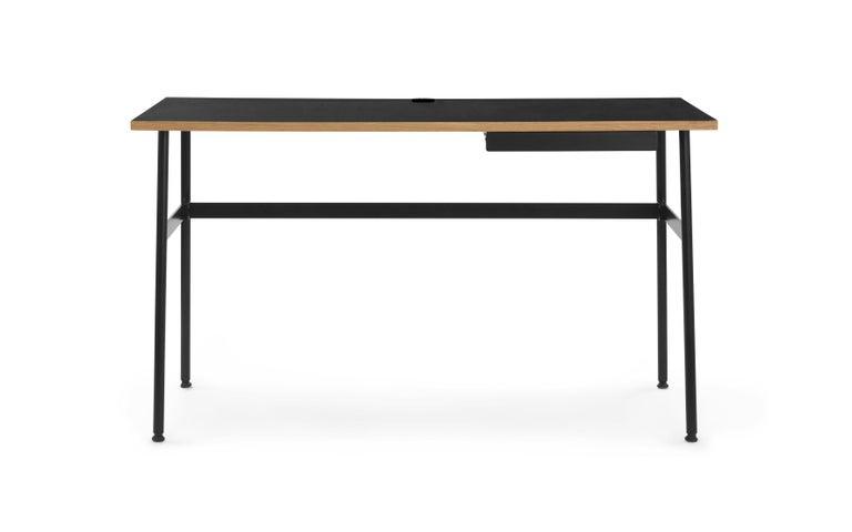 For Sale: Black (Journal Desk Black) Normann Copenhagen Journal Desk by Simon Legald