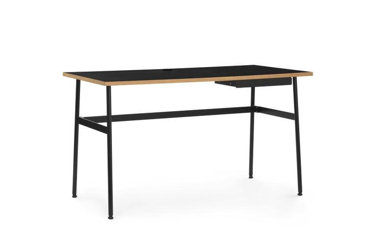 For Sale: Black (Journal Desk Black) Normann Copenhagen Journal Desk by Simon Legald 2