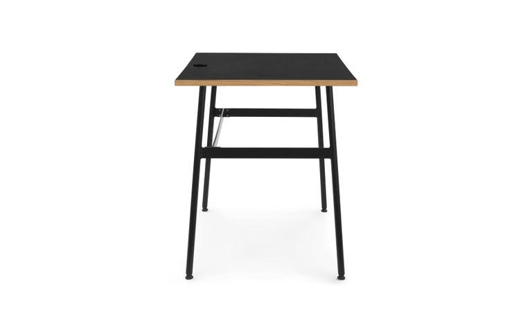 For Sale: Black (Journal Desk Black) Normann Copenhagen Journal Desk by Simon Legald 3