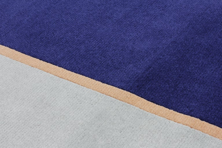 For Sale: Purple (2019) Visioni A Rug by Patricia Urquiola for CC-Tapis 3