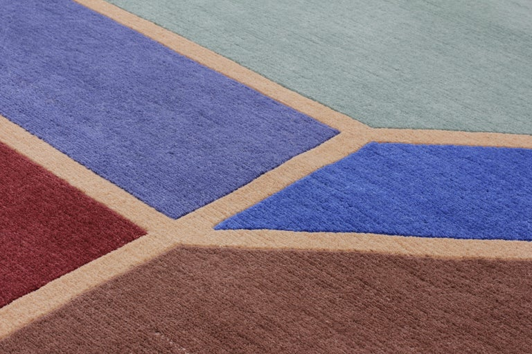 For Sale: Purple (2019) Visioni A Rug by Patricia Urquiola for CC-Tapis 5